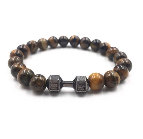 Tiger Eye Gym Beads