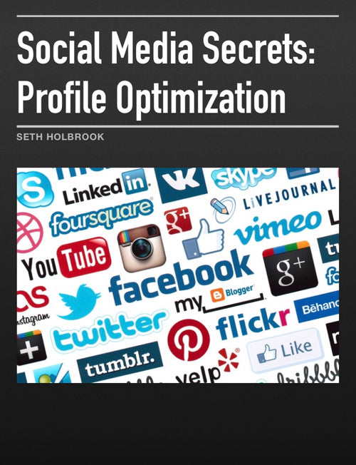 Social Media Secrets: Page Optimization