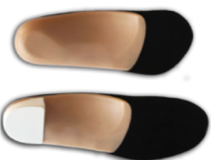 Correct Step Economy Custom Orthotics