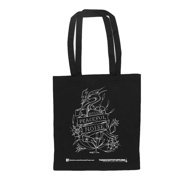 APN Line Heron Shopper Bag Black