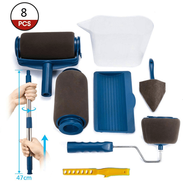 TMM 8Pcs Multifunctional Household Painter Set