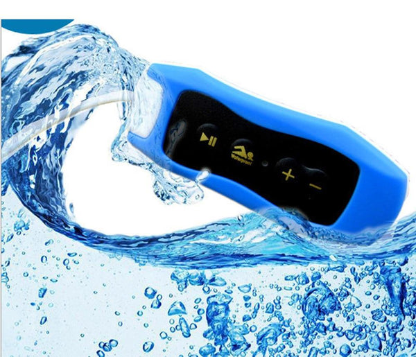 100% Waterproof MP3 Stream Swimbuds 4G/8G/16G/32G