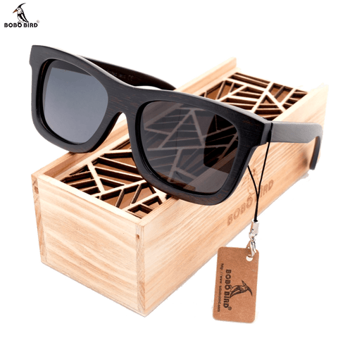 BOBO BIRD Premium Wood Sunglasses - TheMillenialMale.com