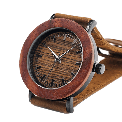 BOBO BIRD Wood Masculino K20 Watch - TheMillenialMale.com