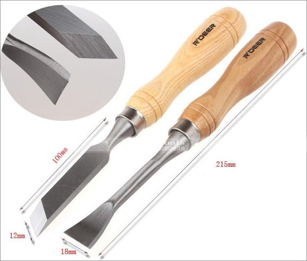 TMM ELITE 12 PIECE Wood Carving Set
