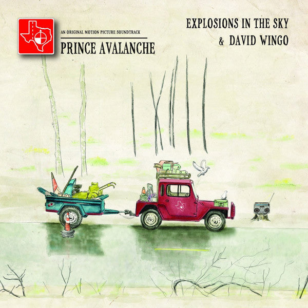 Explosions In The Sky - PRINCE AVALANCHE (AN ORIGINAL MOTION PICTURE SOUNDTRACK)