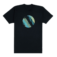 EXPLOSIONS IN THE SKY 'WILDERNESS' BLACK TEE