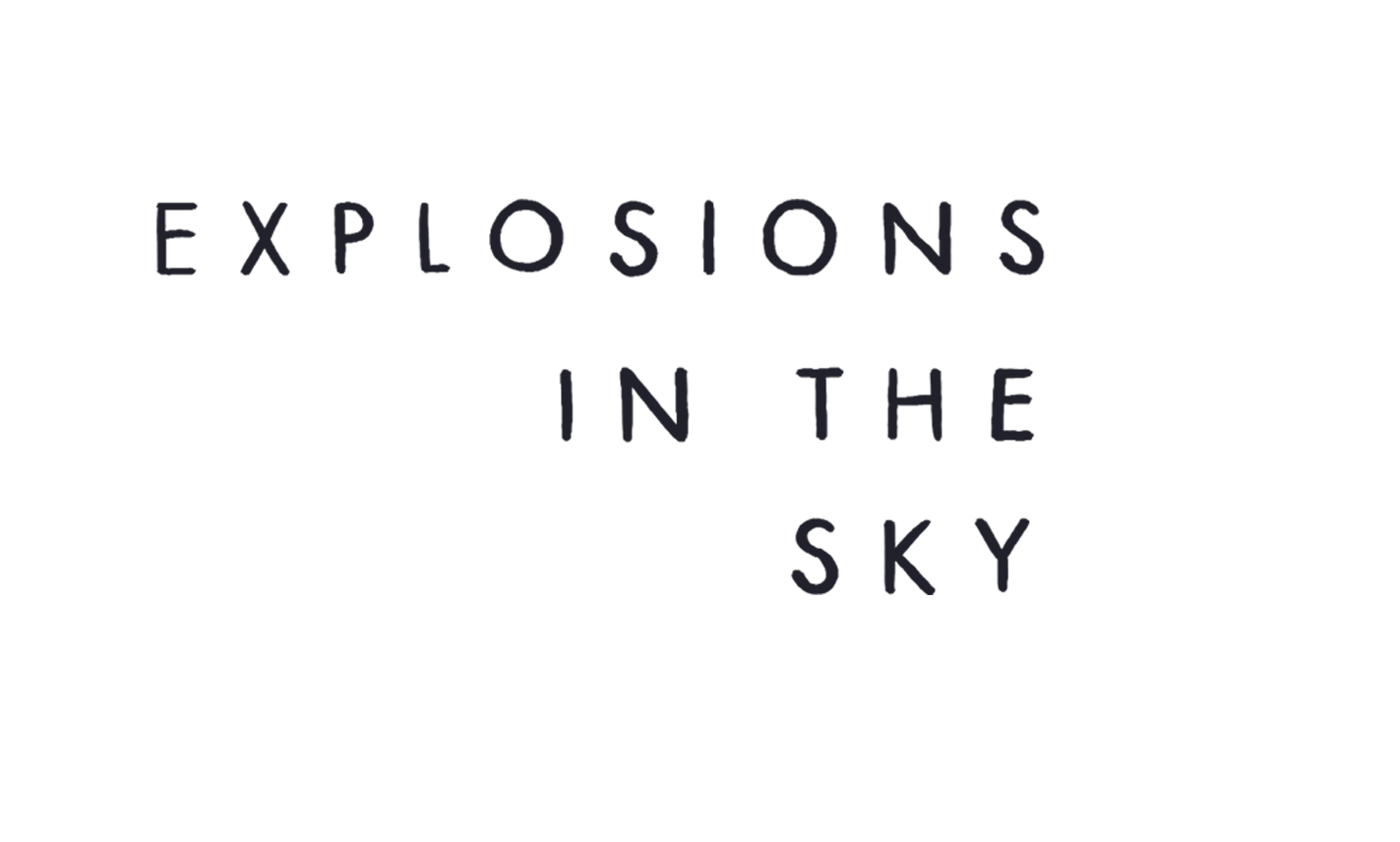 Explosions in the Sky Official Store logo