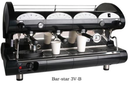LA PAVONI COMMERCIAL BAR-STAR 3V