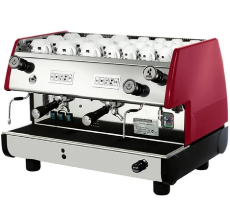 La Pavoni Commercial Volumetric Espresso Machine BAR T 2V