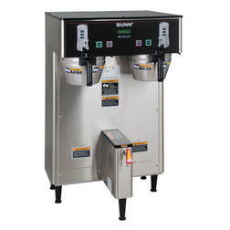 BUNN Dual BrewWISE ThermoFresh DBC 120/240V Brewer w/Funnel Locks  34600.0000