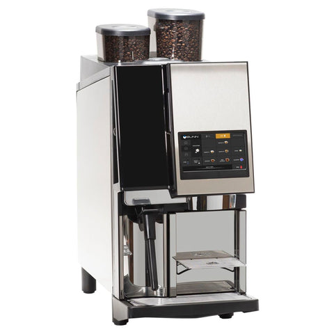 BUNN Espress Sure Tamp Steam Superautomatic Espresso Machine  43400.0036