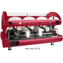 La Pavoni Commercial Volumetric Espresso Machine BAR-STAR 3V - Majesty Coffee