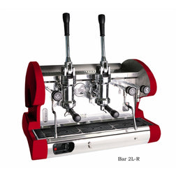 La Pavoni 2 Group Commercial Lever Espresso Machine BAR 2L