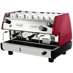 La Pavoni Commercial Volumetric Espresso Machine BAR T 2V - Majesty Coffee