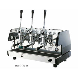 La Pavoni Commercial 3 Group Lever Espresso Machine BAR T 3L
