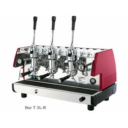 La Pavoni Commercial 3 Group Lever Espresso Machine BAR T 3L - Majesty Coffee