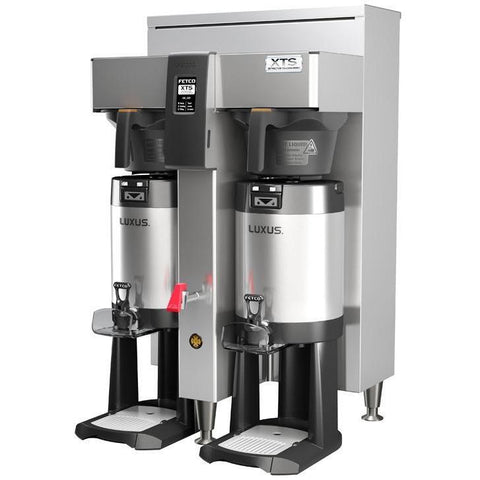 FETCO Touchscreen Double Coffee Brewer CBS-2152XTS E215252 - Majesty Coffee