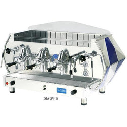 La Pavoni DIA 3V-B, 3 Group Volumetric, Commercial Espresso Machine