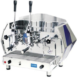 La Pavoni DIA 2L-B 2 Group Lever Commercial Espresso Machine - Majesty Coffee