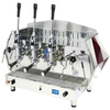 Image of La Pavoni Commercial 3 group lever 22.5 liter boiler 3L-R/B - Majesty Coffee