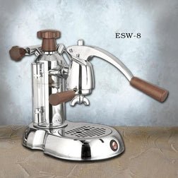 La Pavoni Stradivari Europiccola 8-cup Espresso Machine ESW-8 - Majesty Coffee
