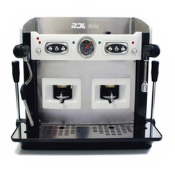 Primo 2-group Pod Machine, 3.5 lit Commercial Espresso Machine LP-300 - Majesty Coffee