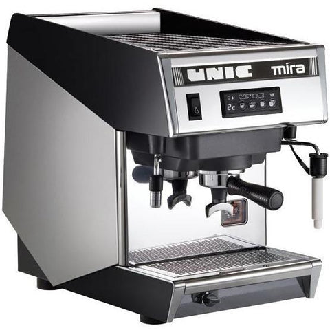 UNIC Mira 1 Group Volumetric with SteamAir MI-1G-AV-SA - Majesty Coffee