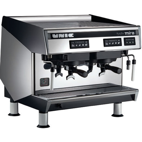 UNIC Mira 2 Group Volumetric MI-2G-AV - Majesty Coffee