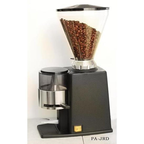 La Pavoni Junior JR Grinder, Doser Black PA-JRD - Majesty Coffee