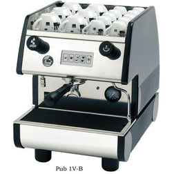 La Pavoni Group Volumetric Commerical Espresso Machine PUB 1V-R 1 - Majesty Coffee