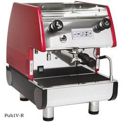 La Pavoni Group Volumetric Commerical Espresso Machine PUB 1V-R 1