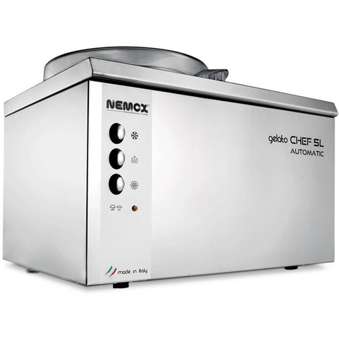 NEMOX GELATO CHEF 5 L AUTOMATIC V120 - Majesty Coffee