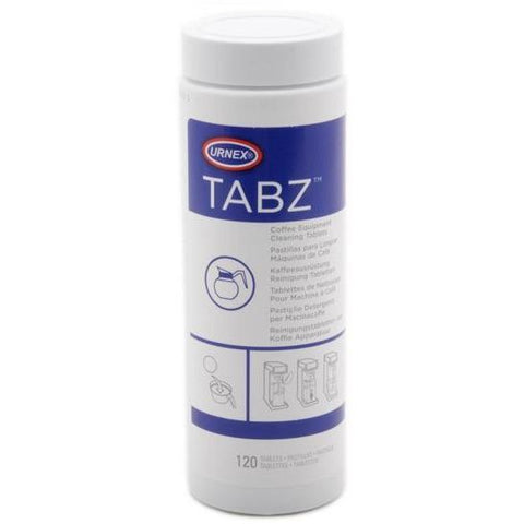 Tabz Coffee Equipment and Brewer Cleaner - Majesty Coffee