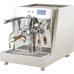 M&V Vesuvius Dual Boiler Espresso Machine VESUVIUS-SST - Majesty Coffee