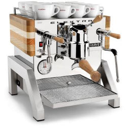 Elektra Verve Semi-Automatic Dual Boiler Espresso Machine 1 Group