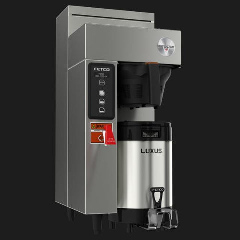 Fetco CBS-1131-V+ Single Station Coffee Brewer 1x3.0 kW/200-240V E113157 - Majesty Coffee
