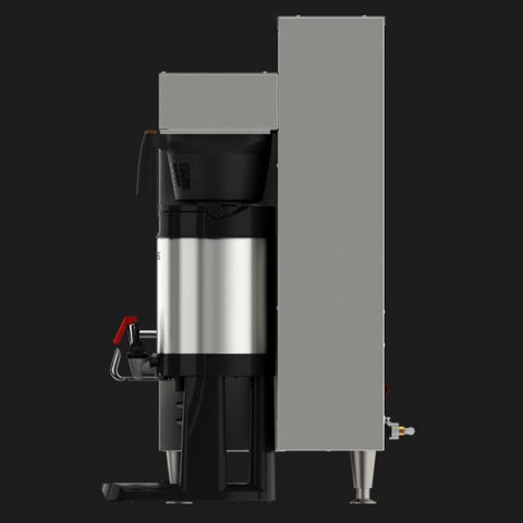 Fetco CBS-1152-V+ Twin Station Coffee Brewer 2x5.0 kW/3x5.0 kW E115252 - Majesty Coffee