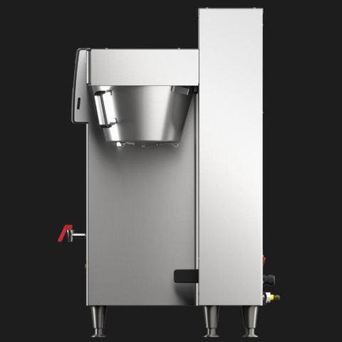 Fetco CBS-2161XTS Single Station Coffee Brewer 3x3.0 kW/2x3.0 kW 200-240V E216151 - Majesty Coffee