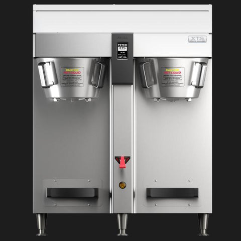 Fetco CBS-2162XTS Dual Station Coffee Brewer E216251 - Majesty Coffee