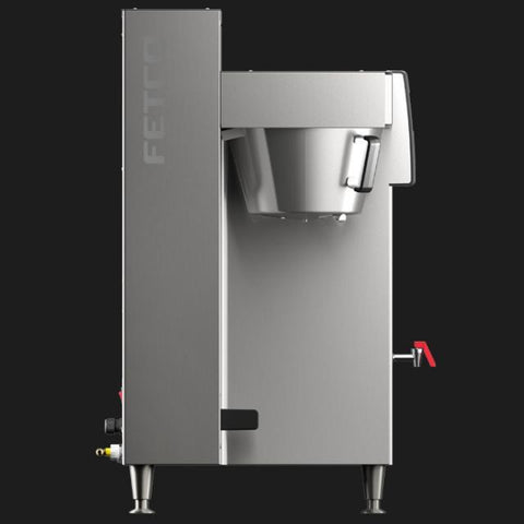 Fetco CBS-2162XTS Dual Station Coffee Brewer E216272 - Majesty Coffee