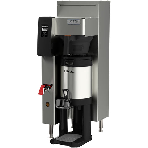 FETCO Touch Screen Single Coffee Brewer CBS-2141XTS E214171 - Majesty Coffee