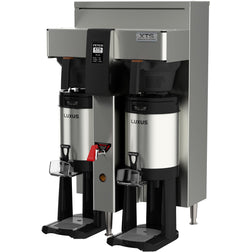FETCO Touchscreen Double Coffee Brewer CBS-2142XTS E214251 - Majesty Coffee