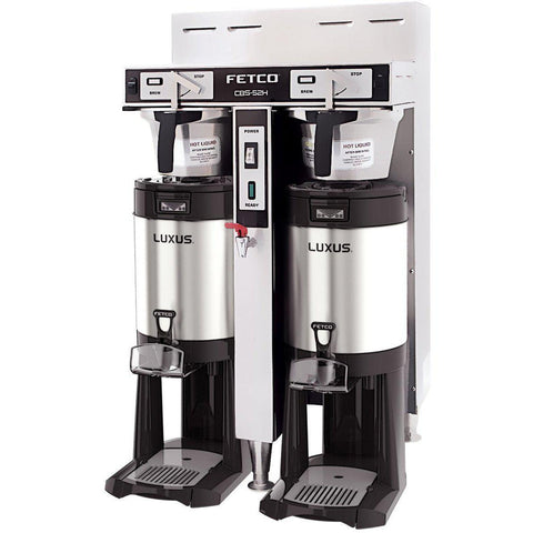 Fetco CBS-52H-15 Dual Station Brewer 3x4.0 kW/440-480V C52186 - Majesty Coffee