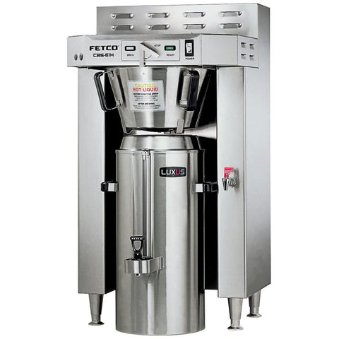 Fetco CBS-61H-30 Single Station Brewer C61016 - Majesty Coffee