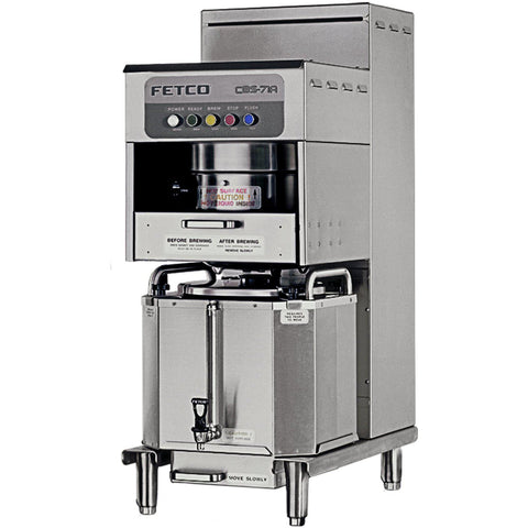 Fetco CBS-71A Single Station Brewer 3x10.0 kW/440-480V C71037 - Majesty Coffee