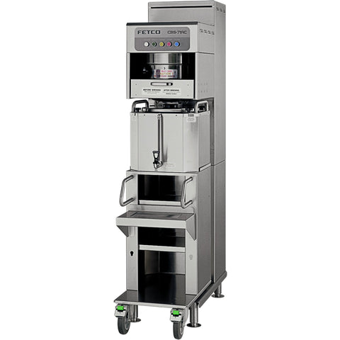 Fetco CBS-71AC Single Station Brewer 3x10.0 kW/440-480V C71038 - Majesty Coffee