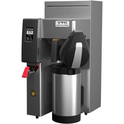 FETCO Touch Screen Single Coffee Brewer CBS-2131XTS E213172 - Majesty Coffee