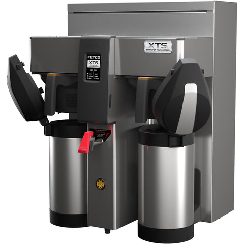 FETCO Touchscreen Double Coffee Brewer CBS-2132XTS E213251 - Majesty Coffee