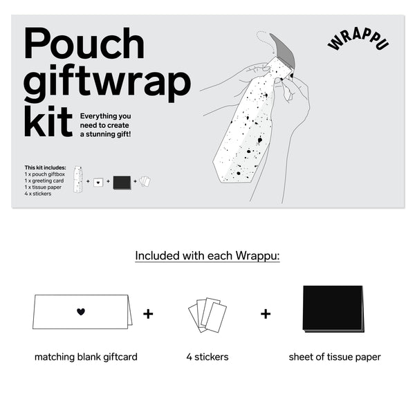 Yellow Pouch - wrappu